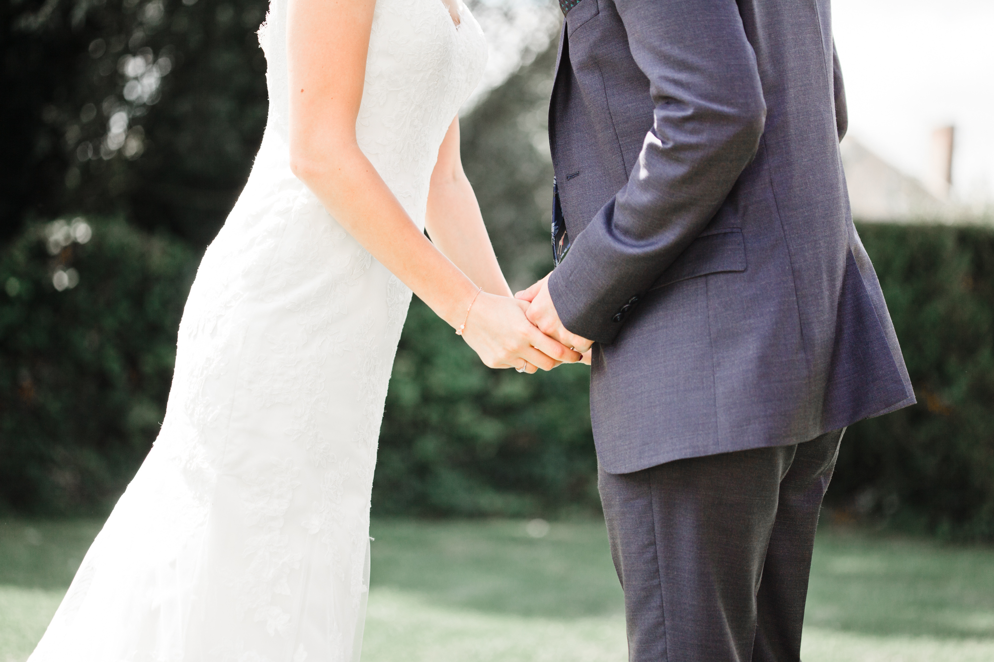 Klara & Richard, un mariage Franco-Anglais au manoir de la Bégaudière