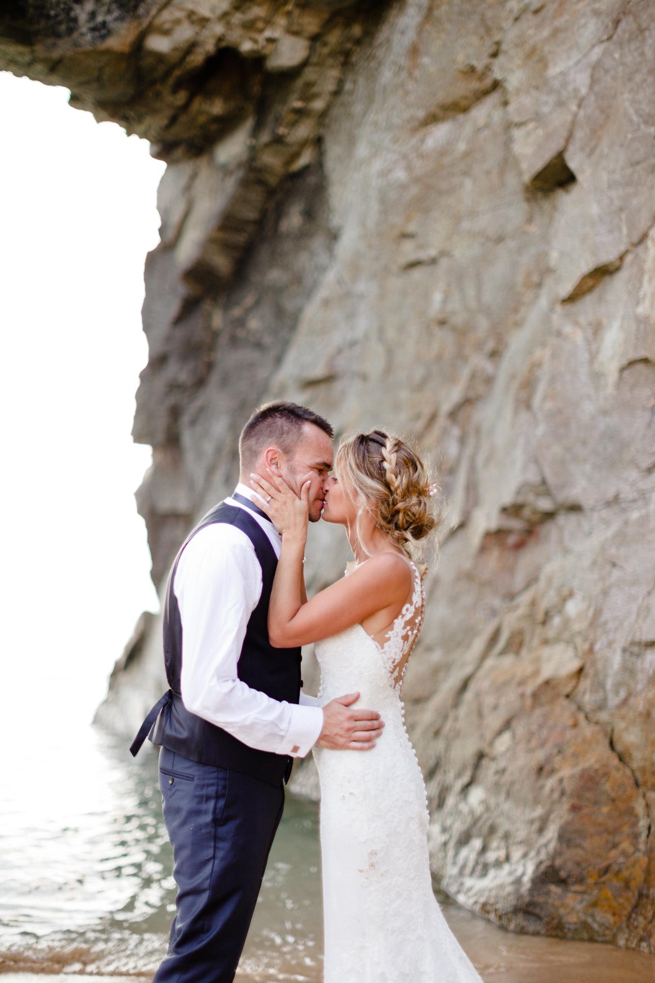 couple mariage photographe bretagne