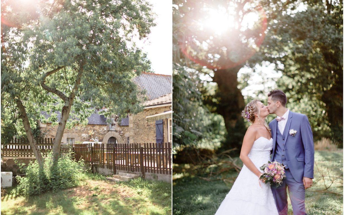 Le mariage de Marine & Steven en Bretagne