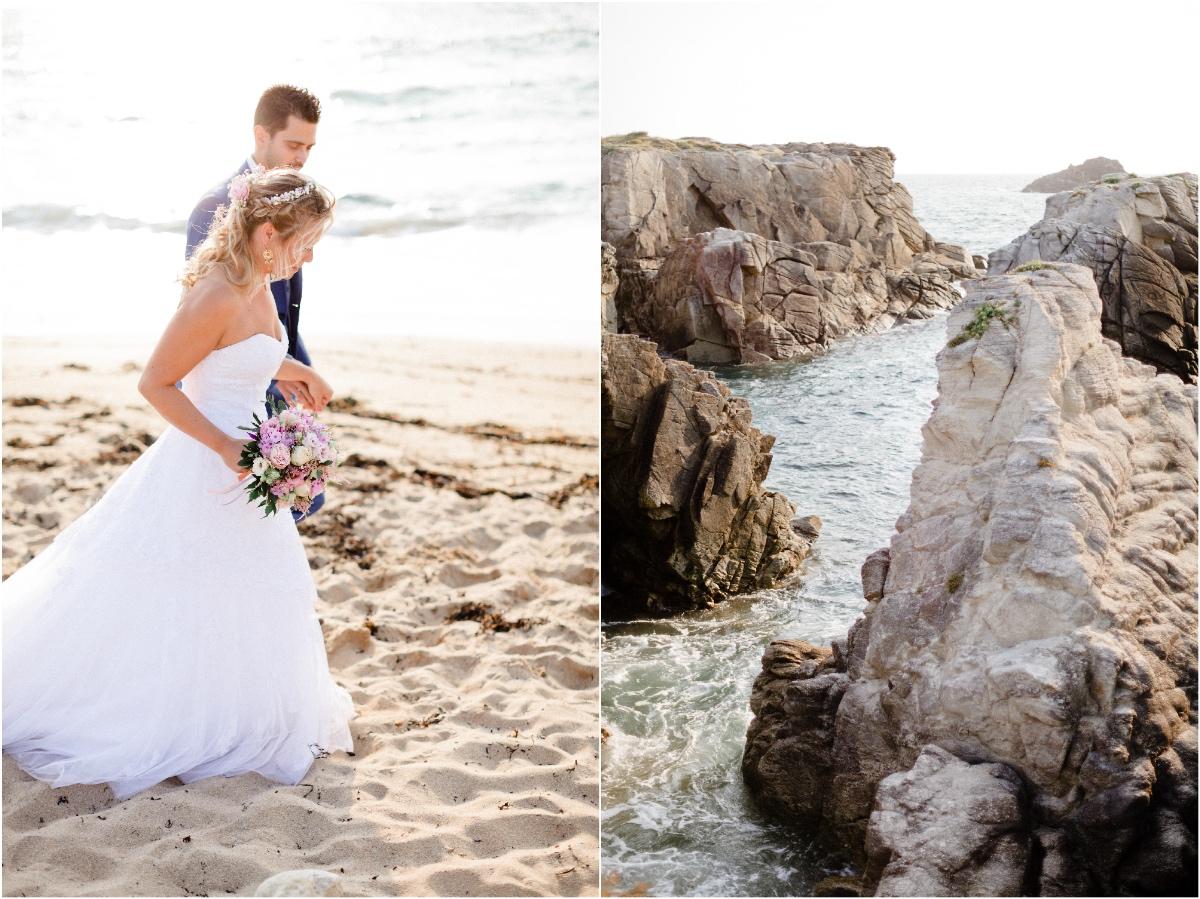 photographe de mariage en bretagne, morbihan
