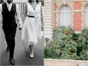 Photographe de mariage en bretagne et en france. French wedding photographer. Séance couple à Paris.