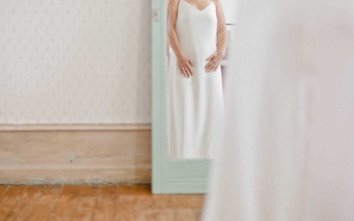 Le mariage pluvieux de Marion & Ambroise