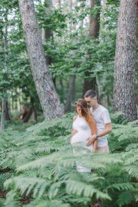Shooting grossesse. Wedding photographer. Photographe mariage Bretagne.