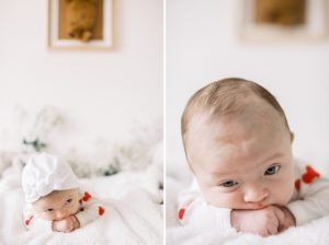 Wedding photographer. Newborn photoshoot.