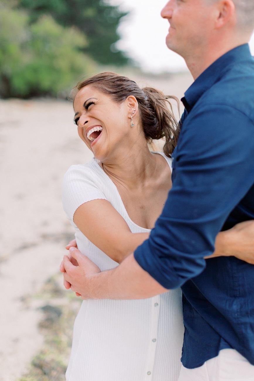 Engagement séance photo